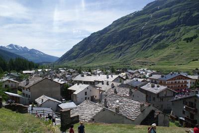 Village de Bessans © Sergio Palumbo - 123 Savoie