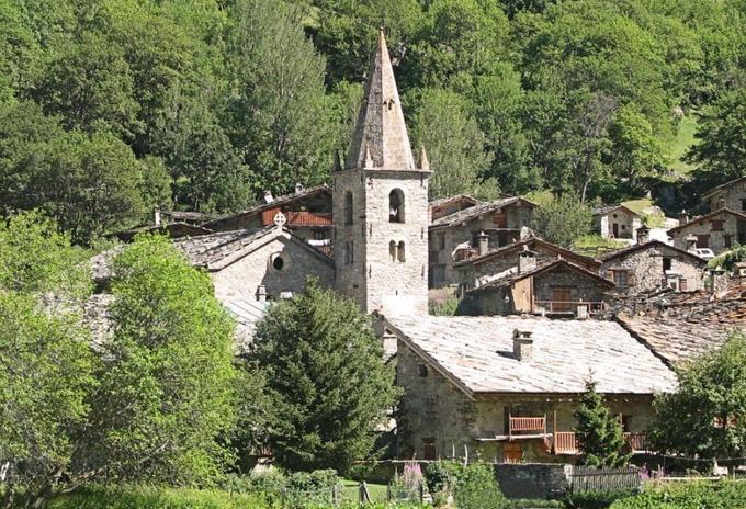 Bonneval-sur-Arc © 123 Savoie