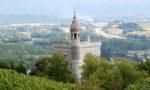 Forteresse de Chignin vue depuis les vignes - © Sergio Palumbo - 123 Savoie