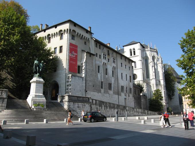 Château des ducs de Savoie © 123 Savoie