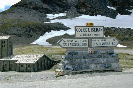 col de l'Iseran - © 123 Savoie