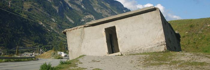 la Maison penchée © 123 Savoie