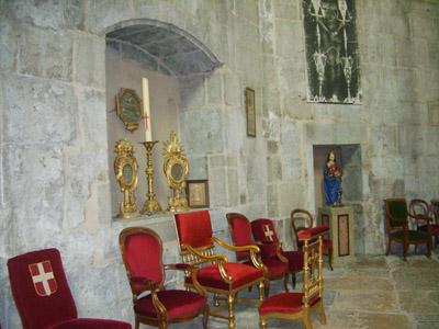 Intérieur de la Sainte-Chapelle © 123 Savoie