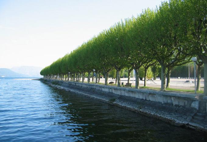 lac d'Aix-les-Bains © 123 Savoie