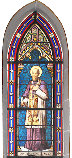 Saint François de Sales © 123 Savoie