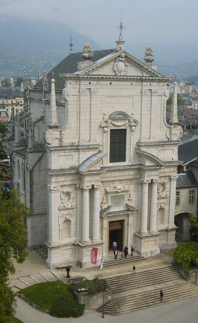 la Sainte-Chapelle © 123 Savoie