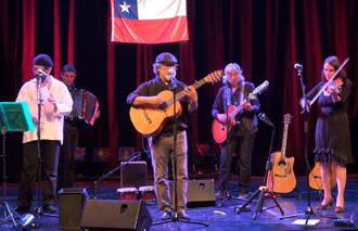 Concert pour le Chili © Nathalie Damide Baldji