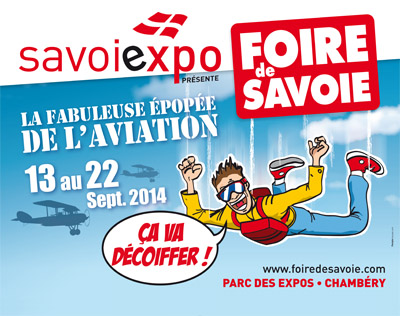 Affiche Foire de Savoie 2014 réduc