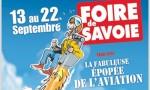Affiche La Foire de Savoie 2014