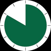 temps durée montre 50mn