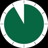 temps durée montre 55mn