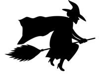 Halloween sorcière