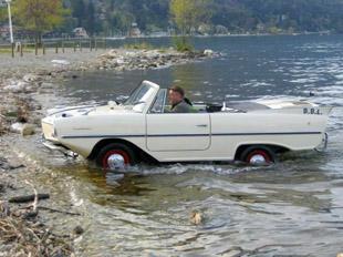 La voiture amphibie - 4