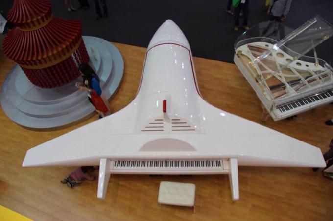 Piano avion - Pré-expo avant automatisation