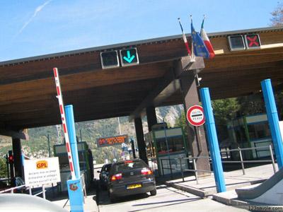Tunnel du Fréjus - © 123 Savoie