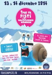 Affiche Tous en piste à Val Cenis Vanoise