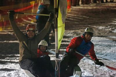 Alphand et Gabart, Trophée Mer Montagne 2014 au Corbier - © Pascal Alémany - TMM