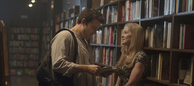 Ben Affleck et Rosamund Pike - © Twentieth Century Fox