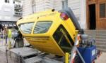La Journée de la sécurité routière, démo - © Sergio Palumbo - 123 Savoie