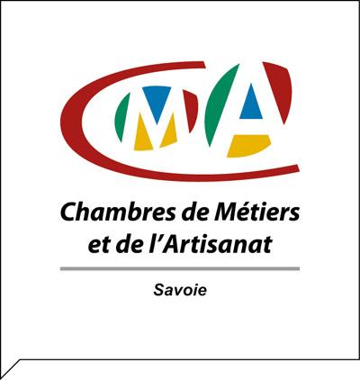 Logo Chambre de Métiers et de l'Artisanat de la Savoie