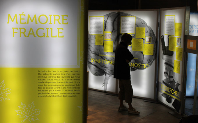 MémoireS, expo à la Galerie Eurêka de Chambéry - 1 - © Sergio Palumbo - 123 Savoie