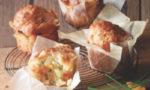 Mini cakes salés potimarron et Beaufort