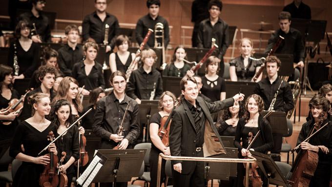 Q. Hindley, orchestre Jeunes © David Duchon-Doris