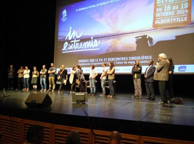 Remise des Prix du Grand Bivouac 2014
