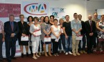 Remise diplômes ADEA et BTM Pâtissier 17 octobre 2014 à la Chambre de Métiers et de l'Artisanat de la Savoie