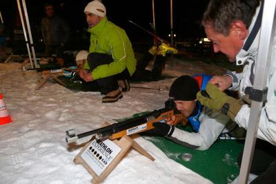 Trophée Mer Montagne 2014 - Biathlon 1 - © Pascal Alemany