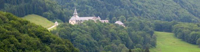Abbaye de Tamié 1