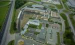 Centre d'entretien et PC autoroutiers ATMB à Bonneville, Vue aérienne - © Top View Shoot