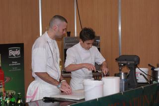 Cours de cuisine Salon Saveurs et Terroirs - © Sergio Palumbo - 123 Savoie
