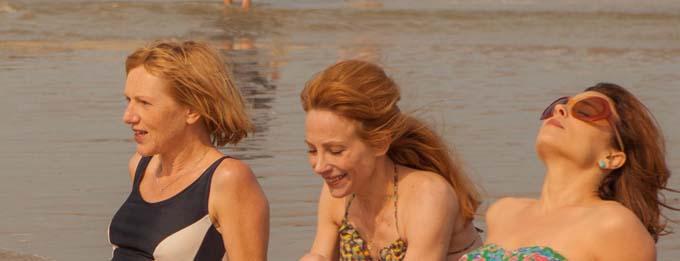Johanna ter Steege, Julie Depardieu et Suzanne Clément - © Elzevir Films - France 3 Cinéma