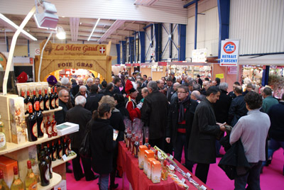 Salon saveurs et terroirs 2014 123 savoie for Salon des saveurs