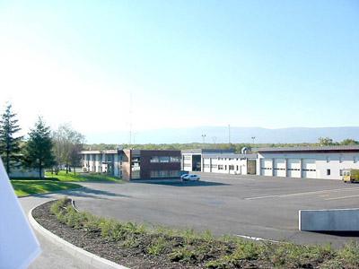 Centre d'entretien d'Eloise