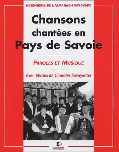 Chansons Chantées en Pays de Savoie