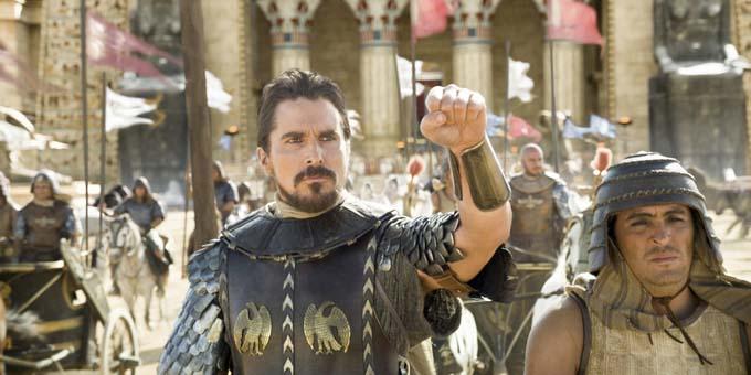 Christian Bale - © 2014 Twentieth Century Fox