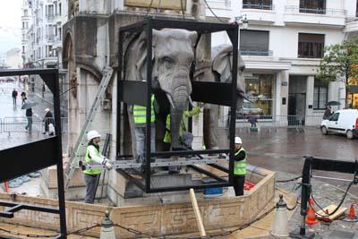 Dépose des Eléphants 9 - © Sergio Palumbo - 123 Savoie