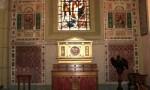 L'église Saint-Swithun à Aix-les-Bains - © CD