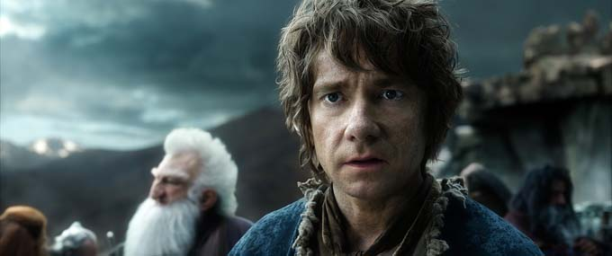 Martin Freeman - © Warner Bros. France