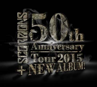 Scorpions 50th anniversary album