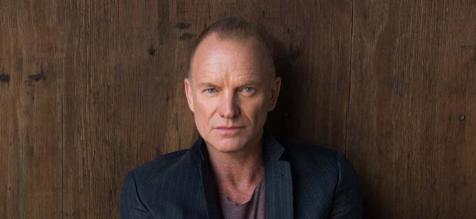 Sting - © Frank Ockenfels