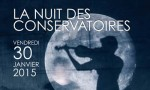 Affiche La Nuit des conservatoires à la Cité des Arts de Chambéry