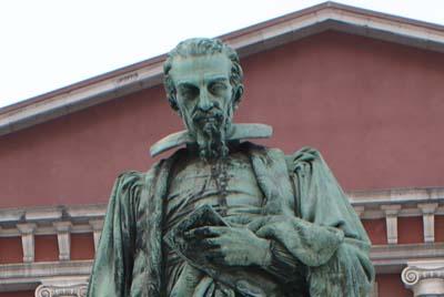 Buste d'Antoine Favre - © Sergio Palumbo - 123 Savoie