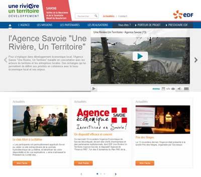 EDF Savoie Une Rivière, Un Territoire
