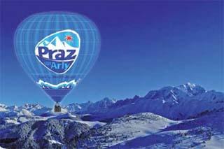 Les Montgolfiades de Praz-sur-Arly 1 - © OT Praz-sur-Arly