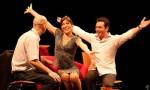 Alexandre Texier, Laetitia Giorda et Julien Roull - © Camille