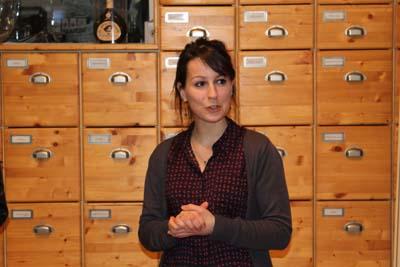 Flore Mollard, chef de produit