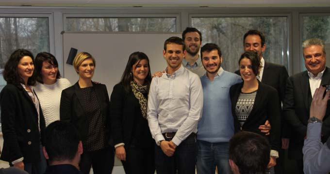 Groupe INSEEC nominé Magnin-Gecors
